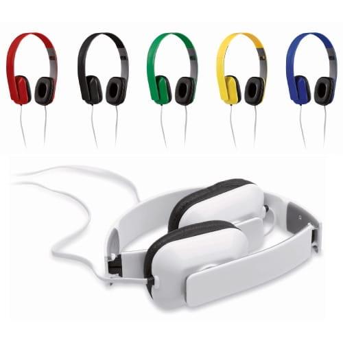 Audífonos Miler código 4070 de Artículos Promocionales One Marketing