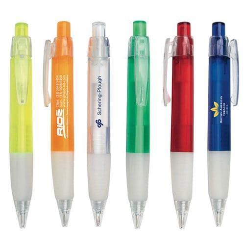 Bolígrafo Picasso código BOL-10-15 de Artículos Promocionales One Marketing