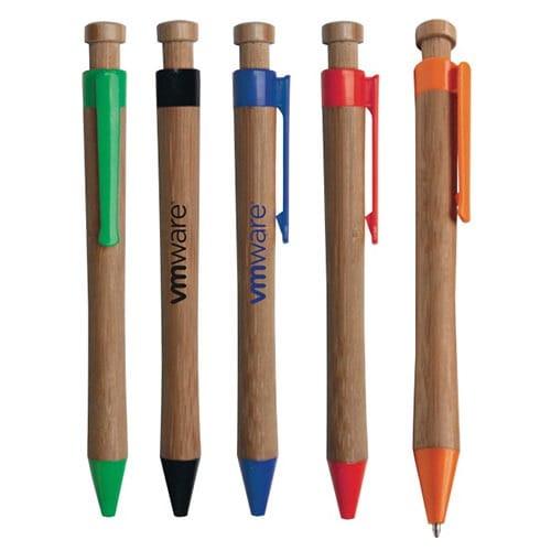 Bolígrafo Bambú código BOL-331-15 de Artículos Promocionales One Marketing