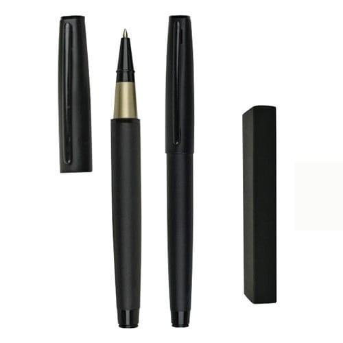 Bolígrafo Top Black código BOL-573-15 de Artículos Promocionales One Marketing