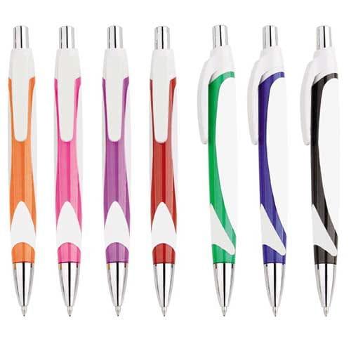 Bolígrafo Prisma código BP-2214 de Artículos Promocionales One Marketing