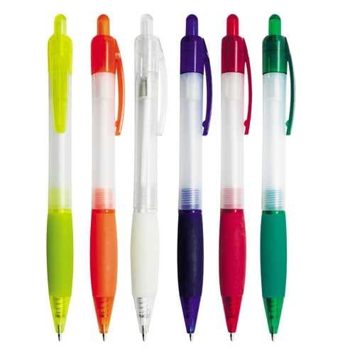 Bolígrafo Victori código BP-6801 de Artículos Promocionales One Marketing