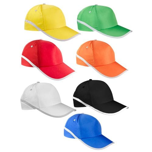 Gorra Rainbow de Artículos Promocionales One Marketing