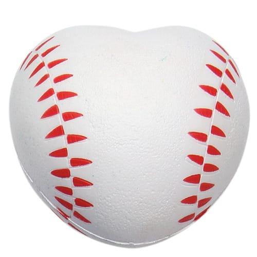 Corazón Baseball código DEP-10-15BSB de Artículos Promocionales One Marketing