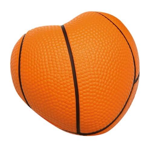 Corazón Basketball código DEP-10-15BSK de Artículos Promocionales One Marketing