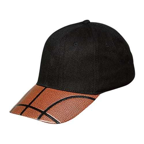 Gorra Basketball código GOR-03-15BSK de Artículos Promocionales One Marketing
