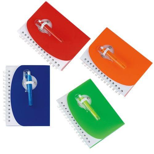 Libreta Barcelona código HL-2000 de Artículos Promocionales One Marketing