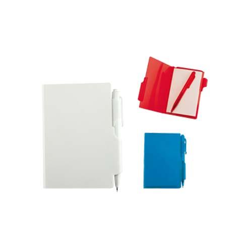 Block de Notas y Bolígrafo código HL-2720 de Artículos Promocionales One Marketing