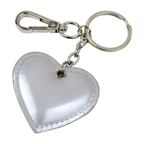 Llavero Corazón Loft código LLA-42-15 de Artículos Promocionales One Marketing