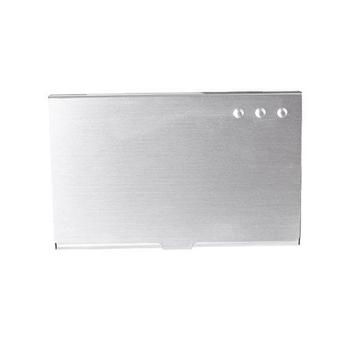 Tarjetero de Aluminio Veko de Artículos Promocionales One Marketing