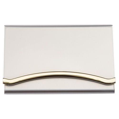 Tarjetero de Aluminio código M-86114-5 de Artículos Promocionales One Marketing