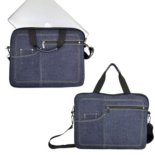 Porta Laptop Bolt de Artículos Promocionales One Marketing