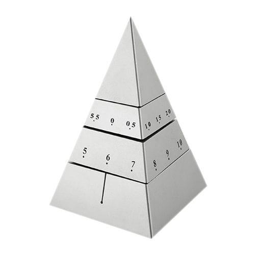 Reloj Pirámide Niza código MK-100 de Artículos Promocionales One Marketing