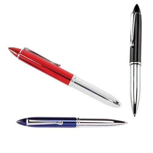 Bolígrafo 3 en 1 Empire código PL-350 de Artículos Promocionales One Marketing
