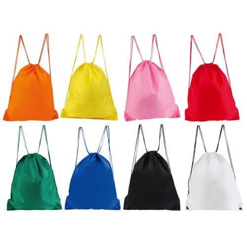 Bolsa-mochila Prisma código SIN-021 de Artículos Promocionales One Marketing