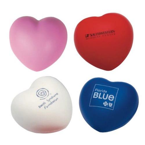 Antiestrés Corazón código VAR-04-15 de Artículos Promocionales One Marketing