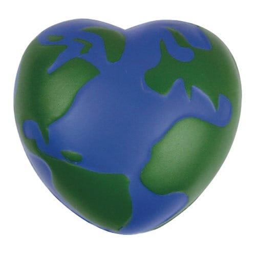 Antiestrés Mundo Corazón código VAR-06-15COR de Artículos Promocionales One Marketing