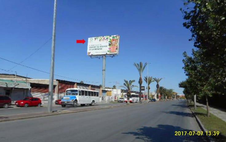 Espectacular COA041P1 en Cuarto de Cobián, Torreón, Coahuila de One Marketing