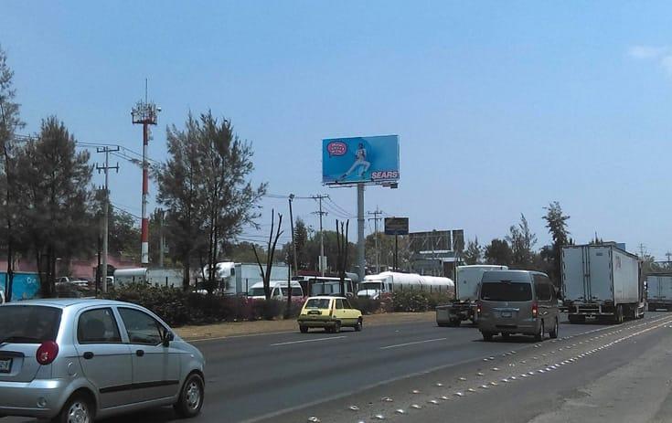 Espectacular JAL003N1 en El Salto, Jalisco de One Marketing