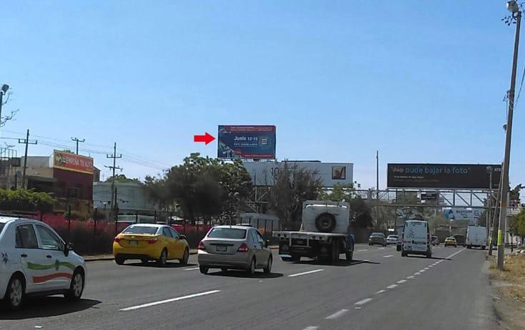 Espectacular JAL033S1 en Av. Solidaridad Iberoamericana #7076 (Carr. al Aerpto.), Las Pintas, El Salto de One Marketing