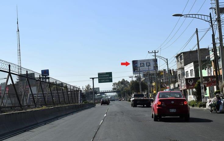 Espectacular MDF021N1 en Escuadrón 201, Iztapalapa, Ciudad de México de One Marketing