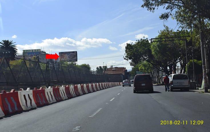 Espectacular MDF175N1 en Iztacalco, Ciudad de México de One Marketing