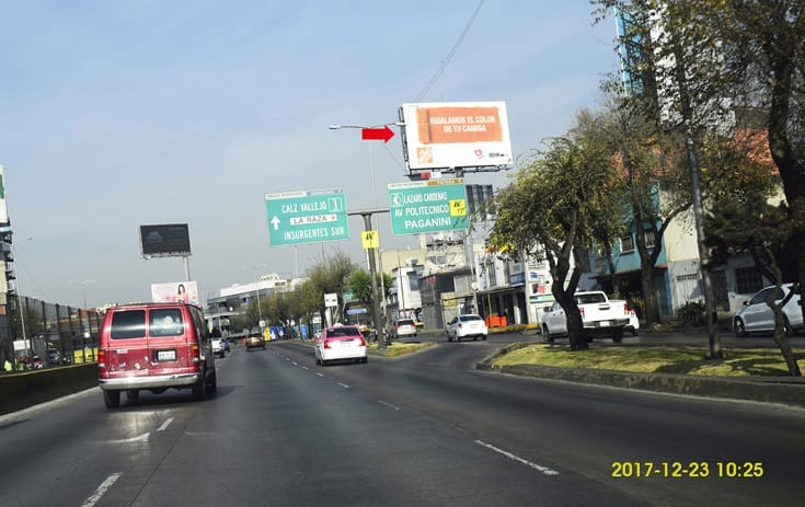 Espectacular MDF193O1 en Vallejo La Raza, Gustavo A. Madero de One Marketing
