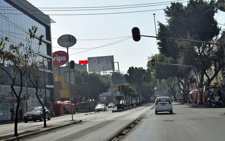 Espectacular MDF218N1 en Cuauhtémoc, Ciudad de México de One Marketing