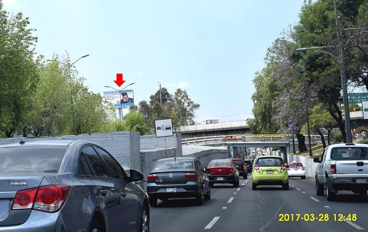 Espectacular MDF224O1 en Iztacalco, Ciudad de México de One Marketing