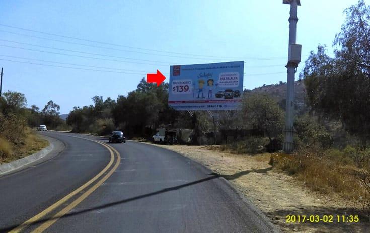 Espectacular MDF314N1 en San Gregorio, Xochimilco, Ciudad de México de One Marketing