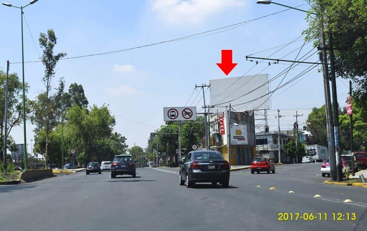 Espectacular MDF332N1 en Defensores de La República, Gustavo A. Madero de One Marketing