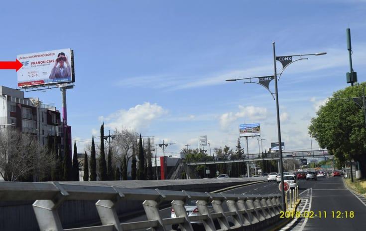 Espectacular MDF391O1 en Santa Anita, Iztacalco de One Marketing