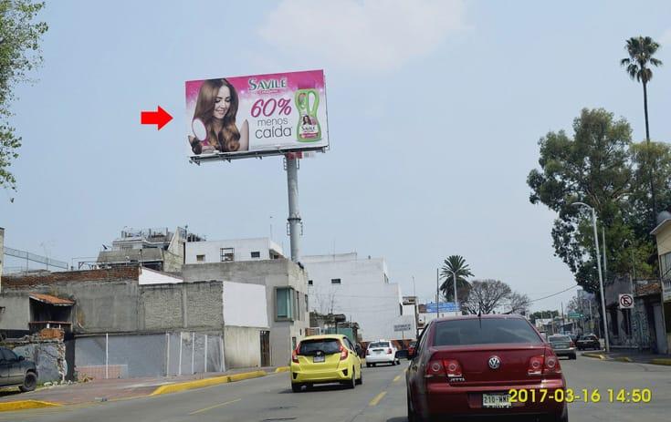Espectacular MDF406P1 en Gustavo A. Madero, Ciudad de México de One Marketing