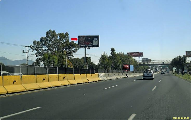 Espectacular MEX004N1 en Cuautitlán Izcalli, Estado de México de One Marketing