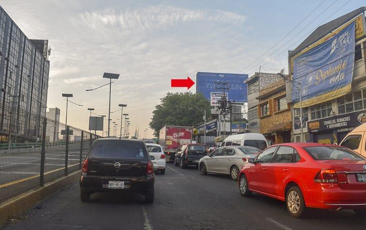 Espectacular MEX054N1 en Santa María Nativitas, Naucalpan de Juárez de One Marketing