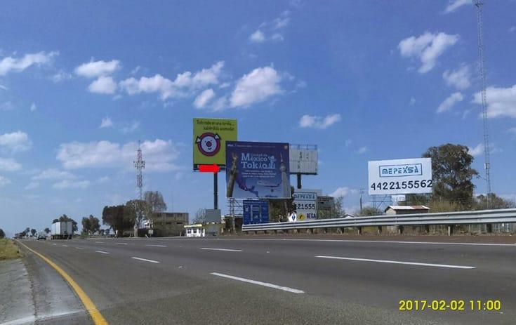 Espectacular MEX099S1 en Polotitlán, Estado de México de One Marketing