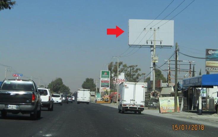 Espectacular MEX152S1 en Fracc. El Tejocote, Texcoco, Estado de México de One Marketing
