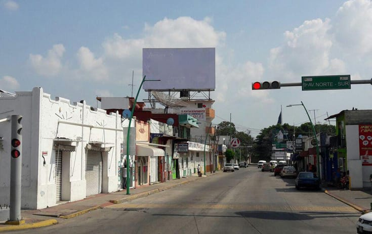 Espectacular CHS-146 en Col. Centro, Tapachula de One Marketing