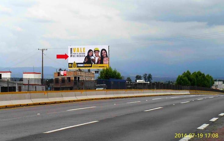 Espectacular PUE002O1 en Santa Catarina Huayzacuhalco, San Martín Texmelucan, Puebla de One Marketing