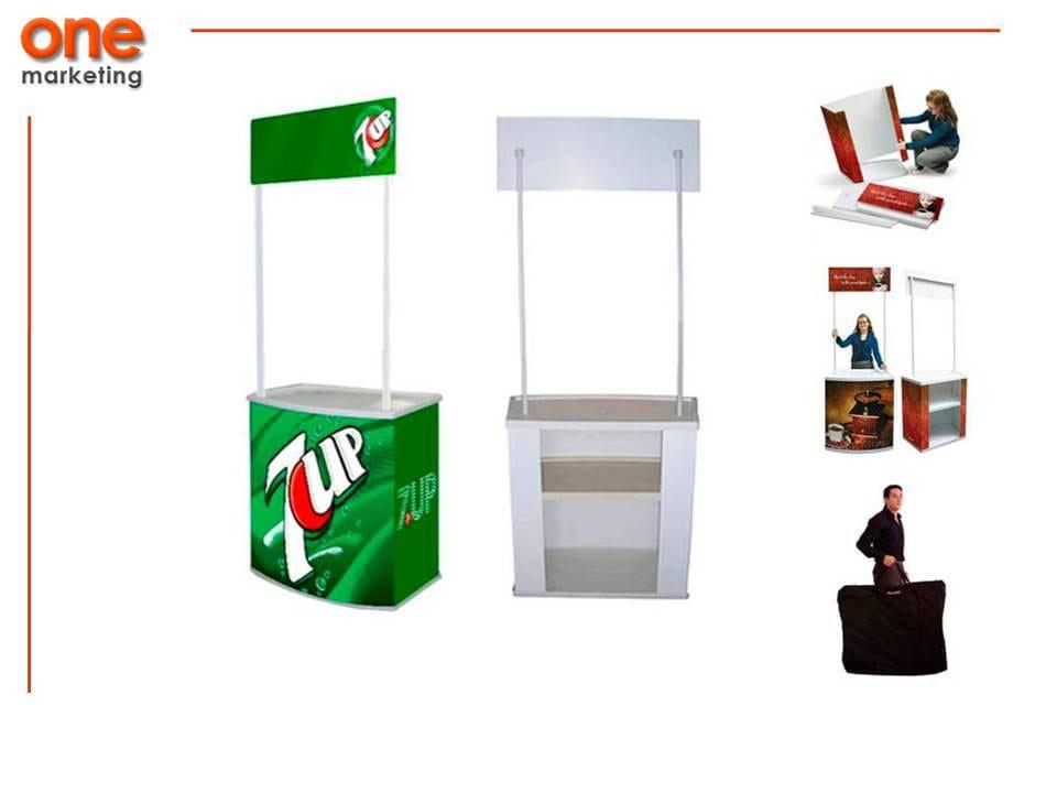 Promoción Demo Clásico de PVC de Promociones One Marketing