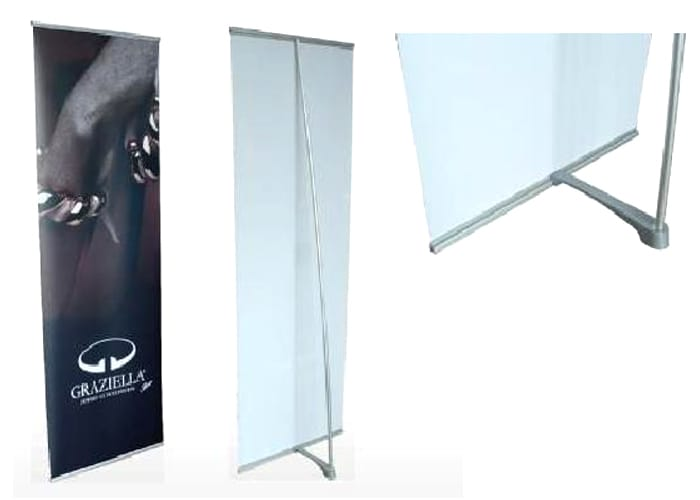 Display tipo Banner HG de One Marketing