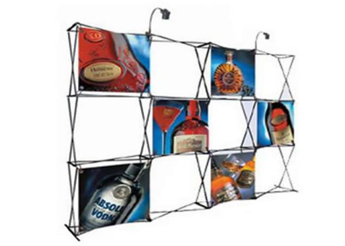 Display tipo Display Araña 4x3 Nacional de One Marketing