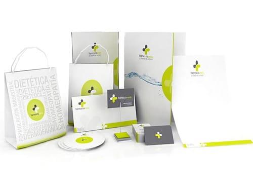 Imagen Corporativa es uno de los servicios de Diseño en One Marketing