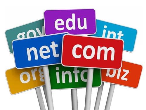 TLD es uno de los servicios Web en One Marketing